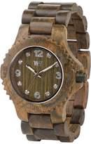 WeWood Men's Deneb Wood Wooden Watch