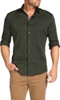 TAROCASH Earl Slim Stretch Shirt
