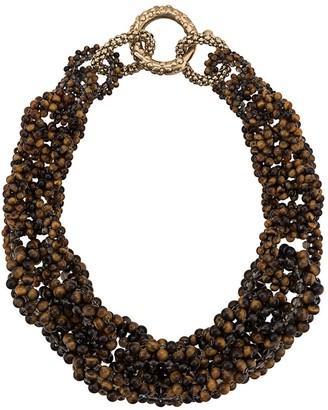 Rosantica Tiger Eye necklace