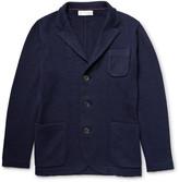 Brunello Cucinelli - Stand-collar Cashmere Cardigan