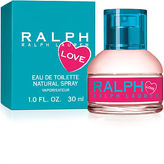 Ralph Lauren Ralph Love Ralph Love 1 Oz. Edt Spray
