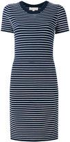 MICHAEL Michael Kors striped dress - women - Nylon/Spandex/Elastane/Viscose - XS