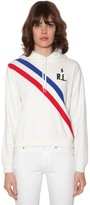 Polo Ralph Lauren Logo Print Cotton Sweatshirt Hoodie