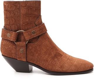 Saint Laurent Harness Detail Boots