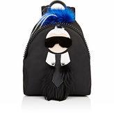 Fendi Men's Karlito Backpack-BLACK
