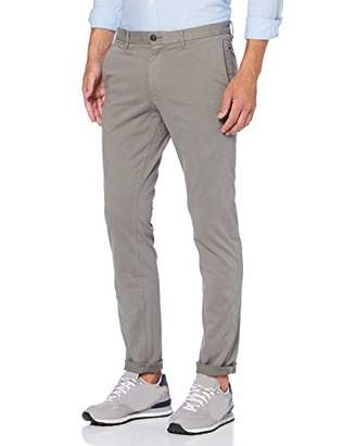 Tommy Hilfiger Men's Bleecker Th Flex Satin Chino GMD Trouser,W32/L32 (Size: 3232)