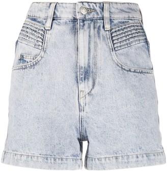 Etoile Isabel Marant Hiana denim shorts