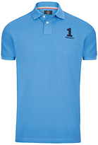 Hackett London New Classic Number Polo Shirt