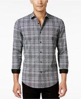 Alfani Men's Slim Fit Long-Sleeve Shirt, Only at Macy's