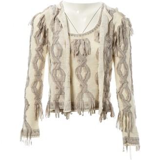 Christian Dior Ecru Knitwear for Women