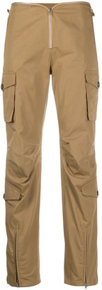 Frankie Morello Top Zip Trousers