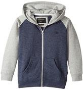 Quiksilver Everyday Zip Sweatshirt Boy's Sweatshirt