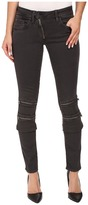 G Star G-Star Lynn Custom Mid Skinny Jeans in Slander Superstretch Crieff/Black