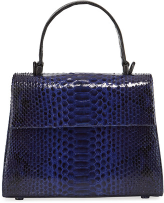 Nancy Gonzalez Lexi Small Python Top-Handle Bag