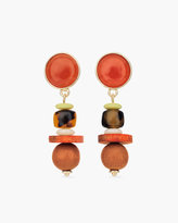 Chico's Kalani Clip-on Earrings