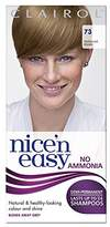 Clairol Nice'n Easy Semi-Permanent Hair Dye No Ammonia 73 Ash Blonde