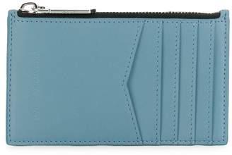 Calvin Klein American flag print wallet