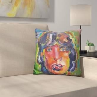 Jagger East Urban Home Mick Throw Pillow East Urban Home