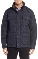 Barbour Men's 'Explorer' Water-Resistant Quilted Utility Jacket