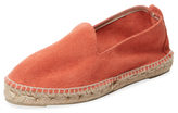 Manebi Hamptons Leather Espadrille