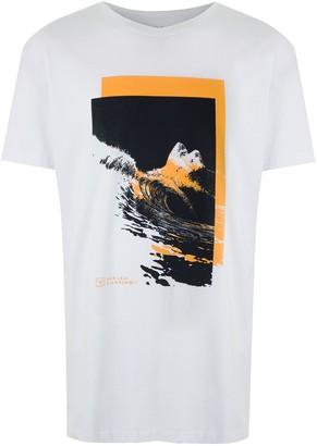 OSKLEN Stone Vintage Ipanesia print T-shirt
