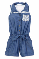 No Name Denim Girls Romper