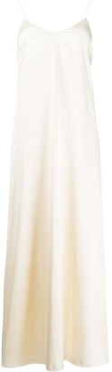 Oseree Flared Cami Dress