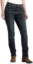Carhartt Series 1889 Double-Front Denim Dungaree Pants - Slim Fit, Factory Seconds (For Women)