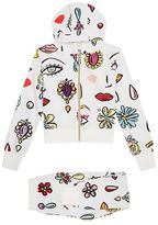 Moschino Face Print Tracksuit