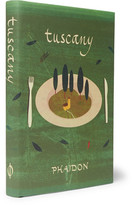 Phaidon The Silver Spoon: Tuscany Hardcover Book - Green