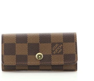 Louis Vuitton 4 Key Holder Damier