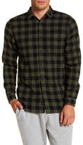 Globe Barkly Plaid Long Sleeve Standard Fit Shirt