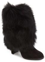 Stuart Weitzman Women's Faux Fur Snowman Bootie