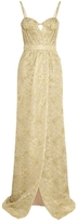 Burberry Silk maxi dress