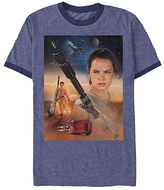 Fifth Sun Star Wars Black Rey Collage Tee - Men's Regular