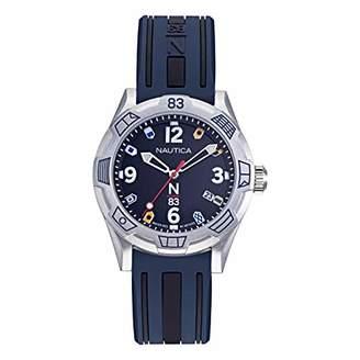 Nautica N83 Ladies' NAPPOF915 Polignano Silicone Strap Watch