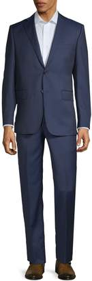 Saks Fifth Avenue Two-Piece Slim-Fit Wool Suit