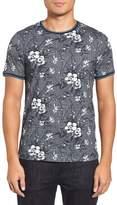 Ted Baker Marrtin Floral Print T-Shirt