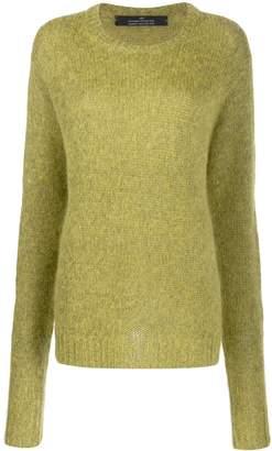Rokh oversized knitted jumper