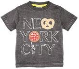 Mish Mish Boys' NY Pretzel Graphic Tee - Baby