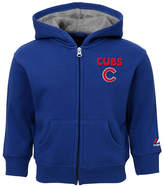 Majestic Chicago Cubs Inside the Park Full-Zip Hoodie, Toddler Boys