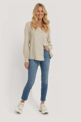 Trendyol Ripped Waist Jeans