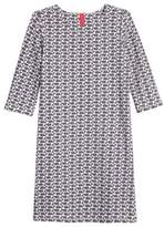 Vineyard Vines Girl's Etched Whale Knit Dress