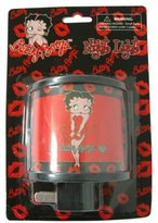 Betty Boop Interaxions Night Light : Betty in Red Dress