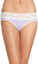 Honeydew Intimates Women's Lace Waistband Hipster Panties