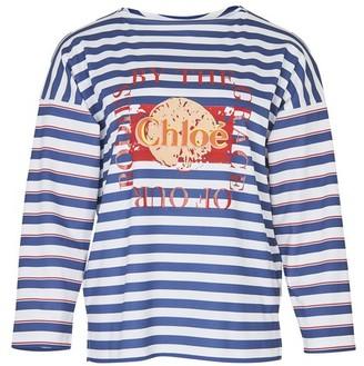 Chloé Striped T-shirt