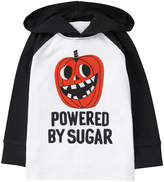 Gymboree White 'Powered by Sugar' Hooded Harvest Tee - Infant & Toddler