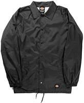 Dickies Men's Big & Tall Snap Front Nylon Jacket