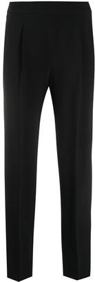 Incotex High-Waisted Pleated Trousers