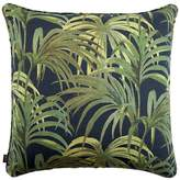 Palmeral Printed Cotton & Linen Pillow